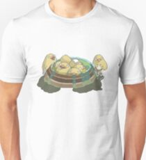 Spirited Away Chickens/Tori Unisex T-Shirt