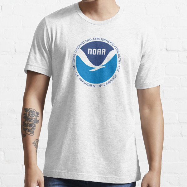 National Oceanic And Atmospheric Administration NOAA Essential T-Shirt