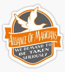 Alliance of Magicians Sticker