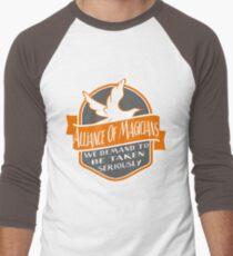 Alliance of Magicians Men's Baseball ¾ T-Shirt