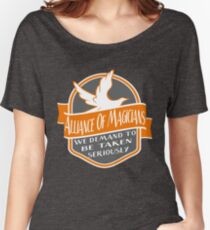 Alliance of Magicians Women's Relaxed Fit T-Shirt