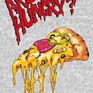Are you hungry? (pizza) by TurkeysDesign