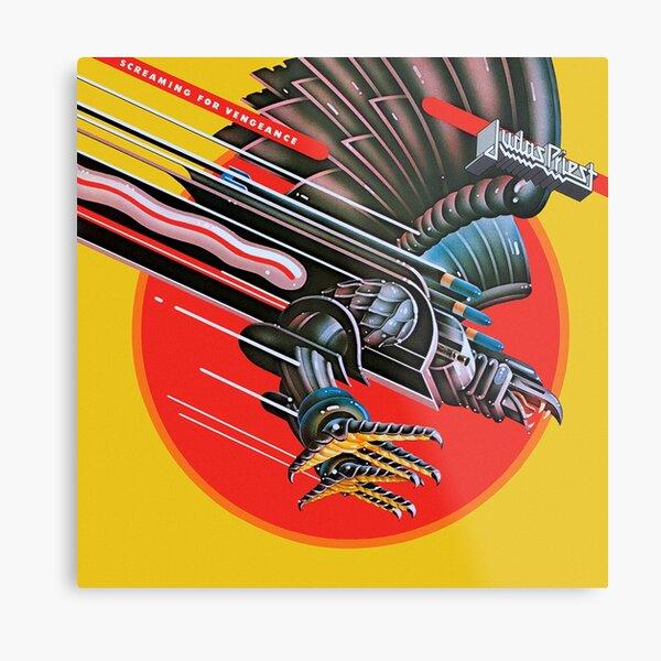 Screaming For Vengeance Metal Print