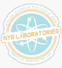 Nye Labs Sticker