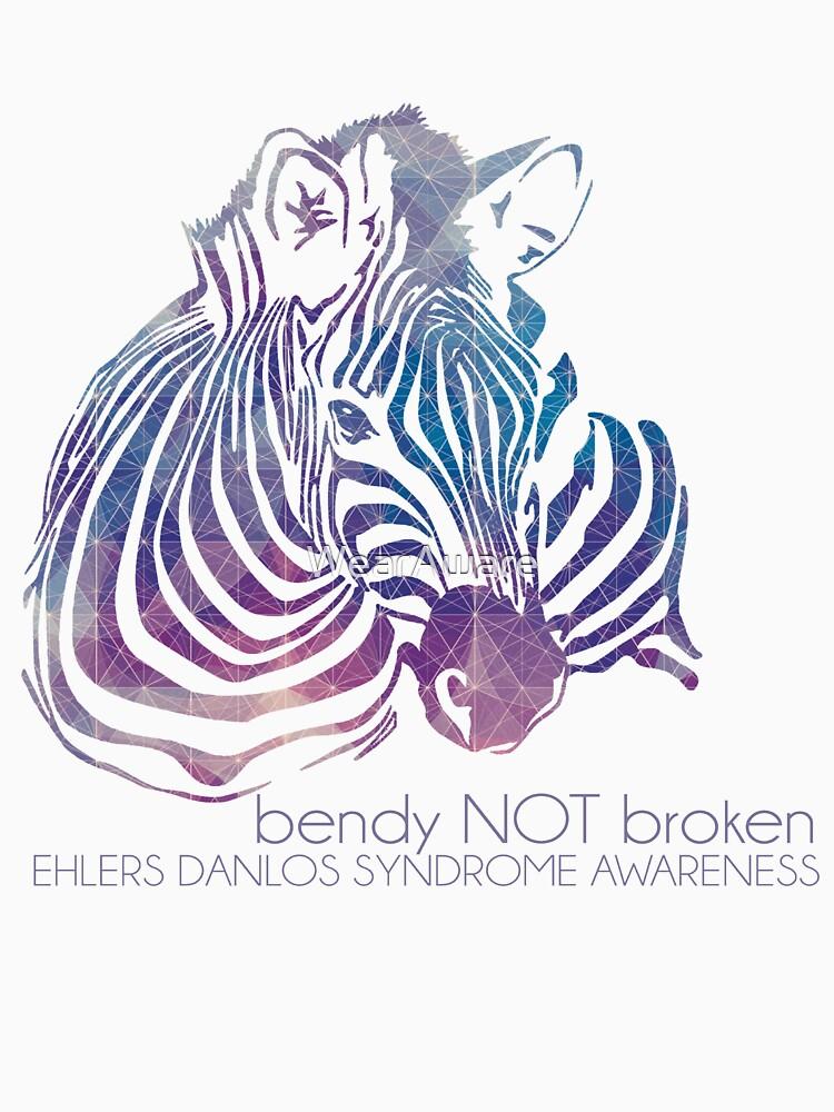 bendy NOT broken (EDS awareness by WearAware