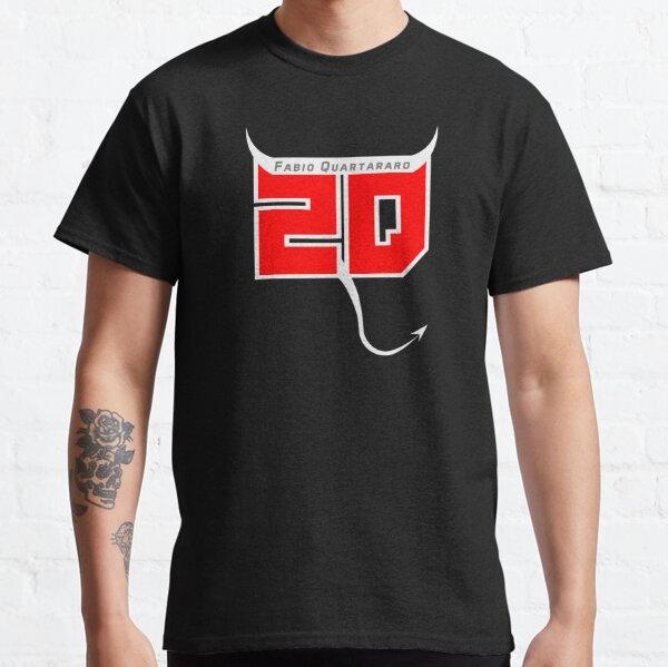 Fabio Quartararo #20 El Diablo Classic T-Shirt