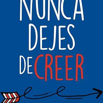 Nunca Dejes De Creer - Forza Atleti by MundoAtleti
