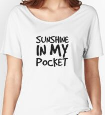 Sunshine in my Pocket Women's Relaxed Fit T-Shirt