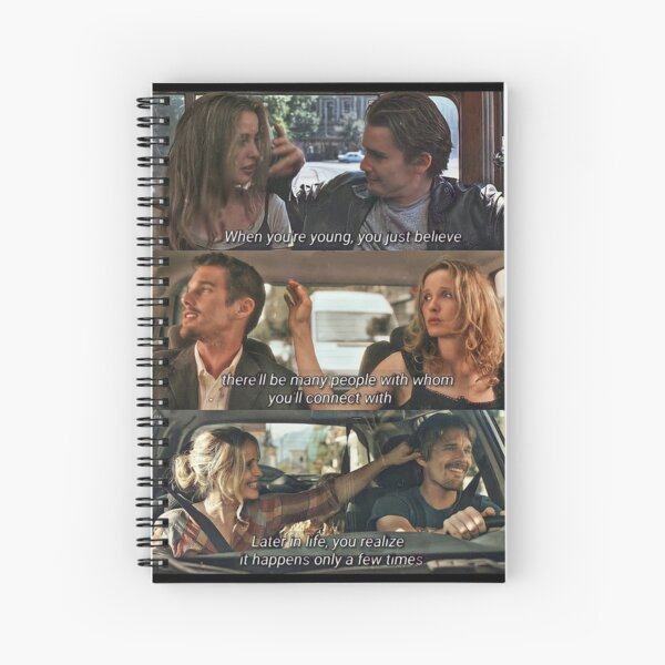 BEFORE TRILOGY  Spiral Notebook