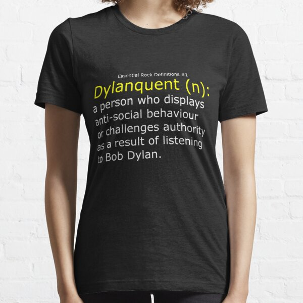 Dylanquent 2 Camiseta esencial