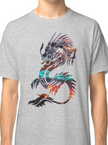 Dragon Picture Fill Classic T-Shirt