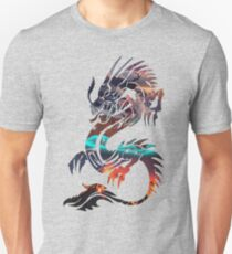 Dragon Picture Fill T-Shirt