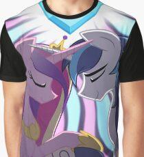 Princess Cadence & Shining Armor Graphic T-Shirt