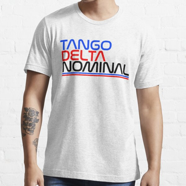 Tango Delta Nominal - Touchdown Successful in NASA Language Essential T-Shirt