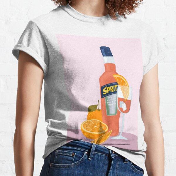 Aperol Spritz Drink Orange Classic T-Shirt