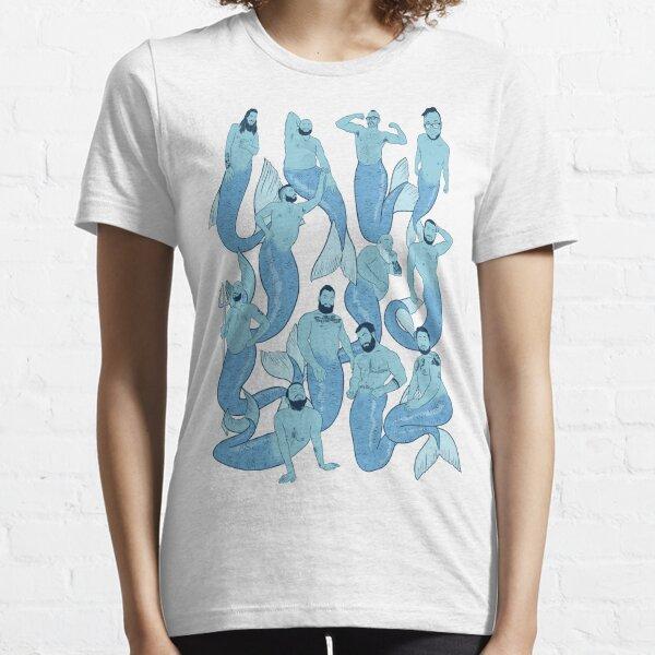 Mermen of the ocean Essential T-Shirt