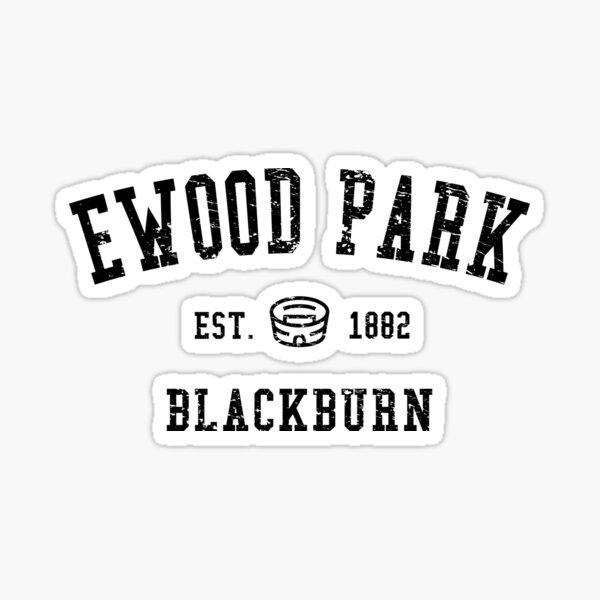 Ewood Park Sticker