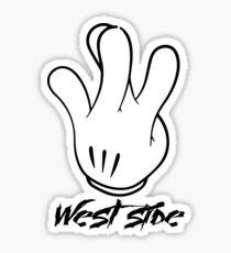 West Side Sticker