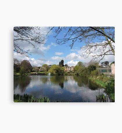 Bletchley Park Canvas Print