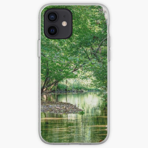 Springfield MO Green Nature iPhone Soft Case