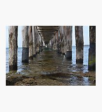 Point Lonsdale Pier Photographic Print