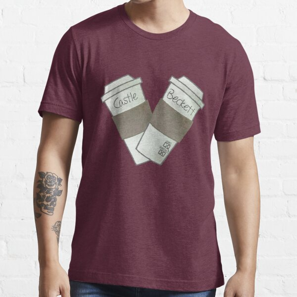 coffee heart Essential T-Shirt