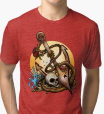 Anchored  Tri-blend T-Shirt
