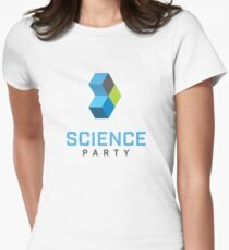 Science Party Australia (Light) Women's Fitted T-Shirt