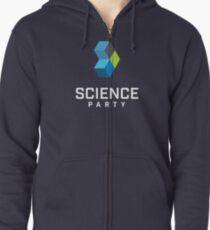 Science Party Australia (Dark) Zipped Hoodie
