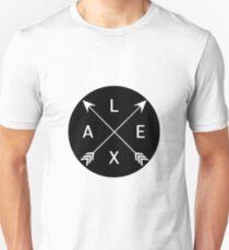 Lexa crossed arrows (The 100) T-Shirt