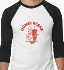 DÖNER KEBAB Men's Baseball ¾ T-Shirt