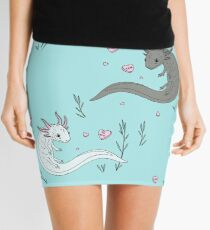Axolotl Love Mini Skirt
