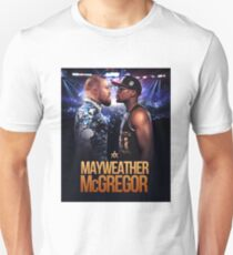 Floyd Mayweather Vs Conor McGregor (T-shirt, Phone Case & more) Unisex T-Shirt
