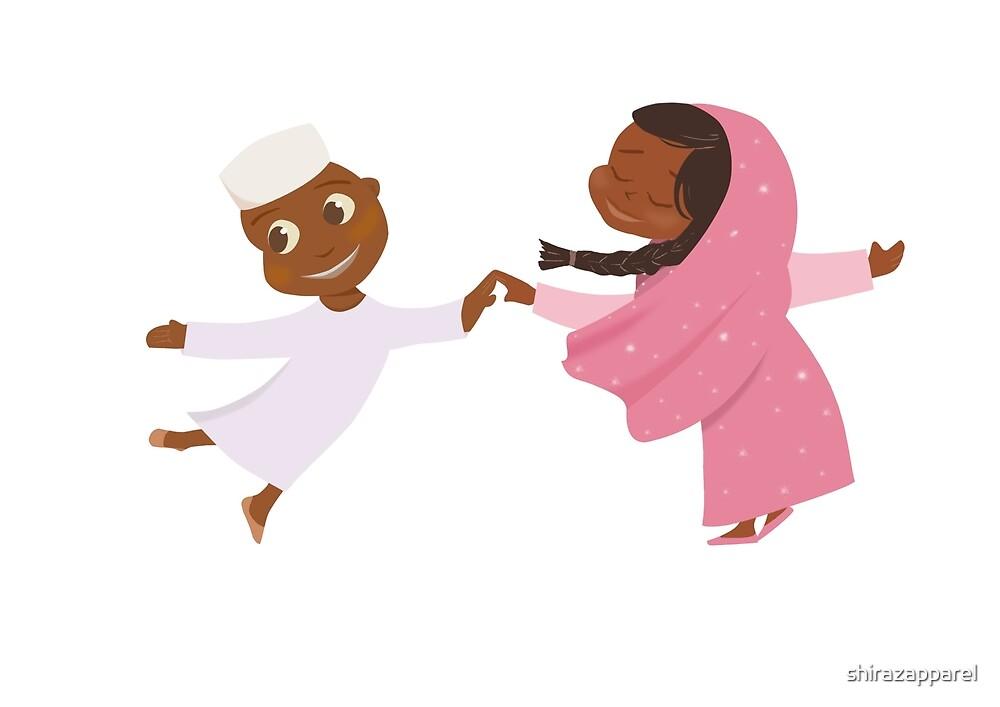 Sudanese Children by shirazapparel