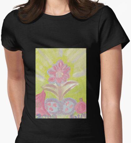 Painted Pastel Plant T-Shirt