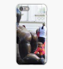 Prague, Museum of Modern Art - BABIES iPhone Case/Skin