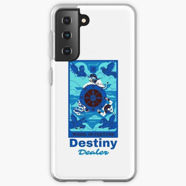 Destiny Dealer ( Tarot- wheel of fortune) Samsung Galaxy Soft Case