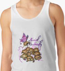 Tortoise Butterflies - Social Butterfly Tank Top