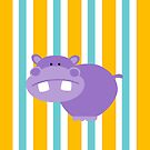 Hippo by Sonia Pascual