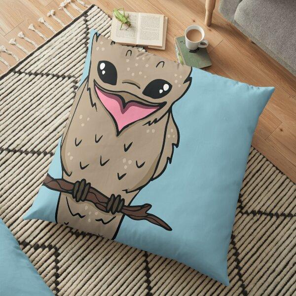 Great Potoo Floor Pillow