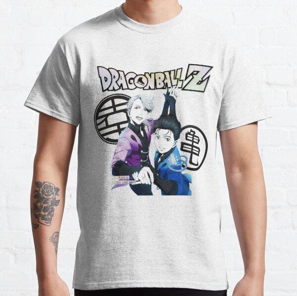 Yuri sur glace x Dragon Ball Z T-shirt classique