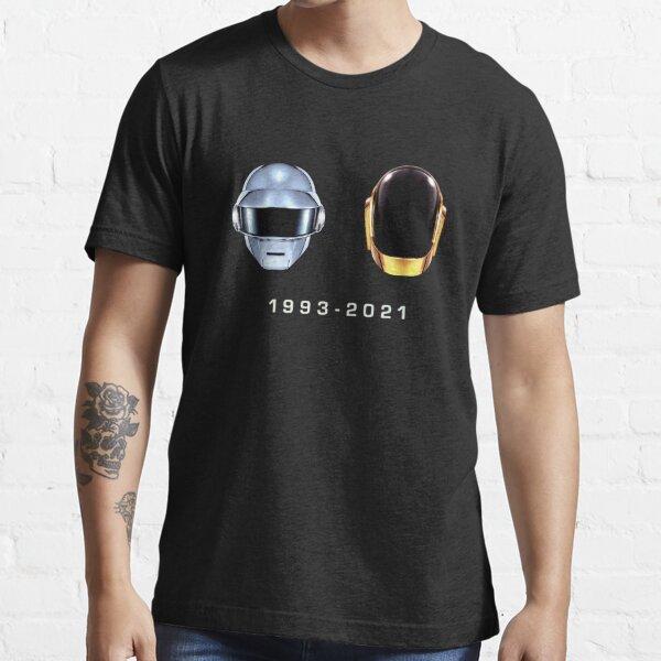 Daft Punk 1993-2021 Camiseta esencial