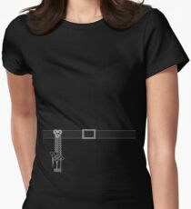 The Keeper of The Keys Women's Fitted T-Shirt