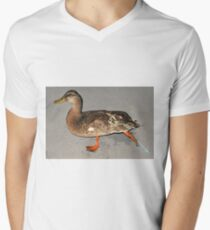 Geoduck  Men's V-Neck T-Shirt