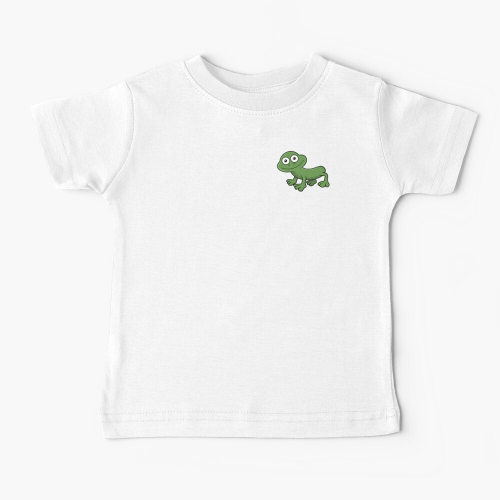Sausage Frog Baby T-Shirt