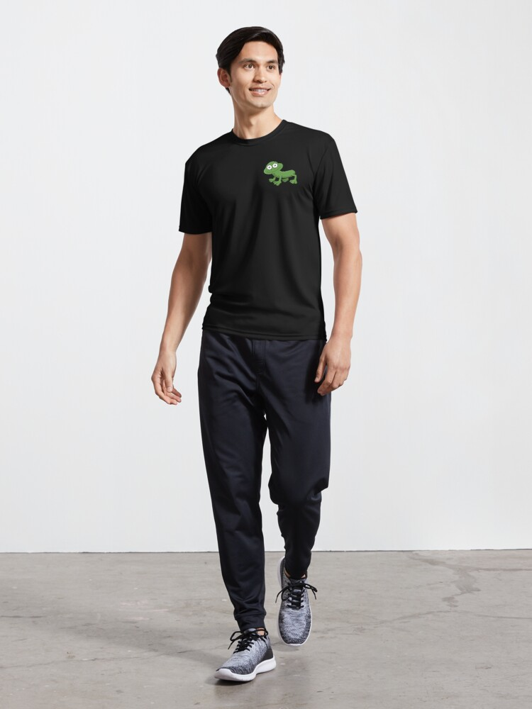 Alternate view of Sausage Frog Active T-Shirt