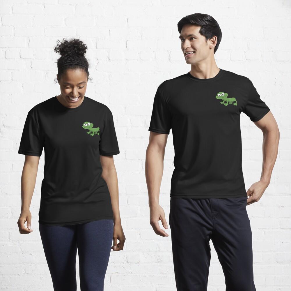 Sausage Frog Active T-Shirt