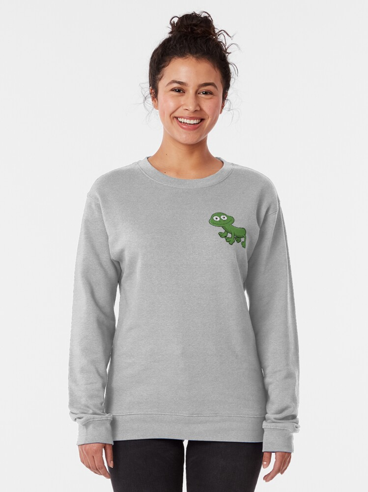 Alternate view of Sausage Frog Pullover Sweatshirt