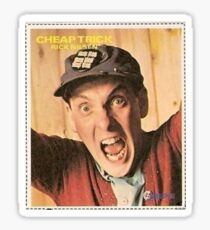 Cheap Trick - Rick Nilsen Sticker
