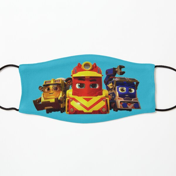 Mighty express cartoon fun Kids Mask